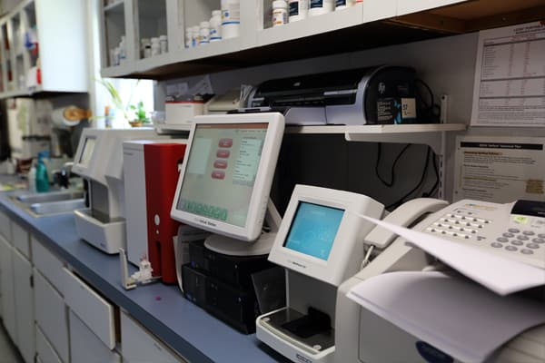 Technology at Blue Ridge Animal Hospital